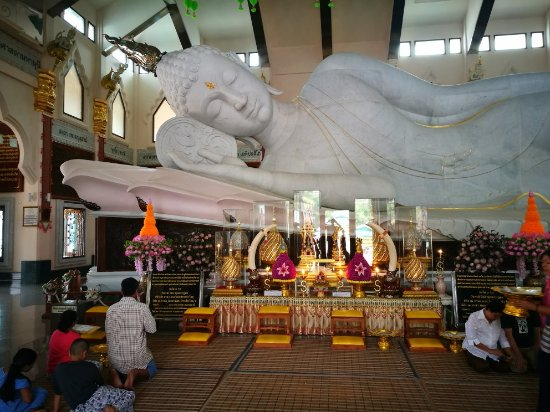 Udon Thani Province, Thailand: Wat Phu Thong Thep Nimit