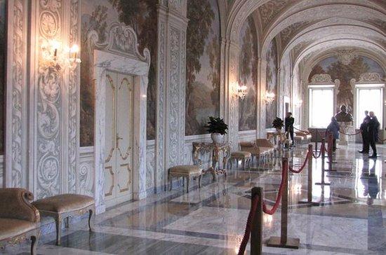 Castel Gandolfo Private Tour...