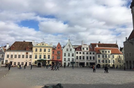 Tallinn Day Trip by Ferry from...