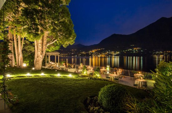 Crucero y cena en el lago de Como...