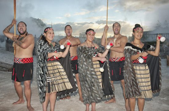Rotorua y la vida geotérmica Maori...