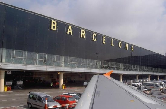 Private Barcelona Transfer Airport to Hotel