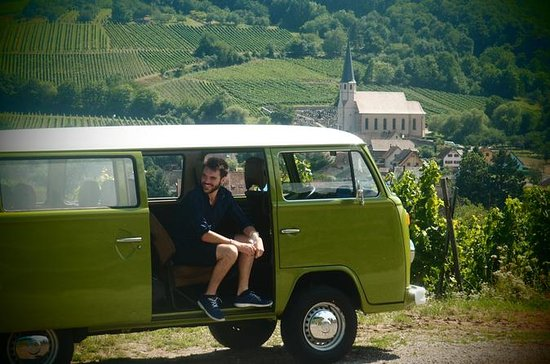 Full-Day Tour in Alsace Vineyard in a ...