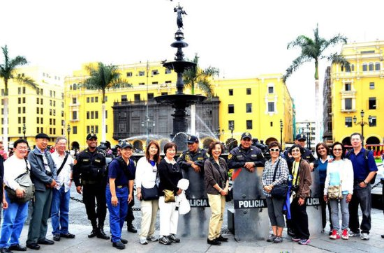 Shore Excursion: 2-Day Tours in Lima...