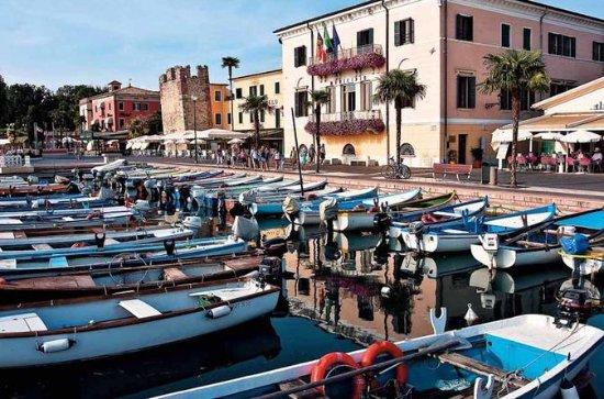 Verona og Gardasøen i 1-dag
