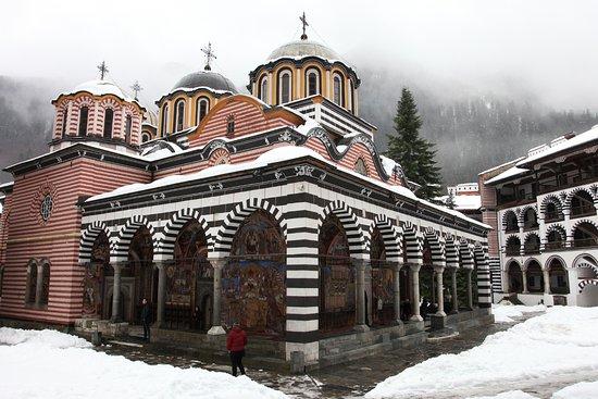 Rilski Manastir Foto