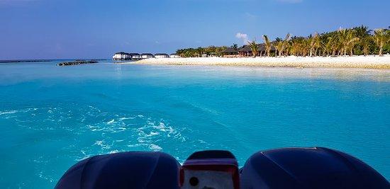 Farukolhufushi Island: Resort Lagoon