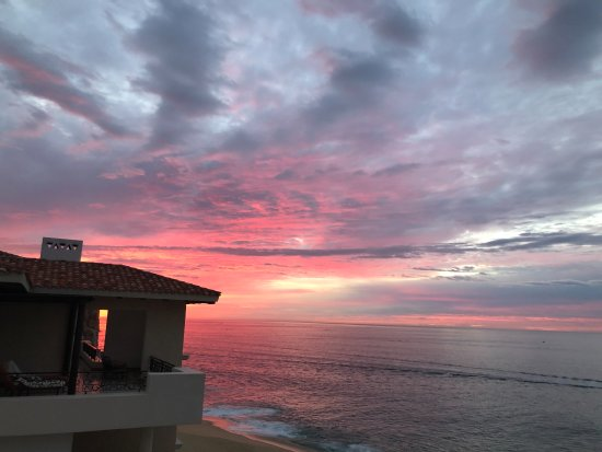 Grand Solmar Land's End Resort & Spa: Sunrise from Balcony