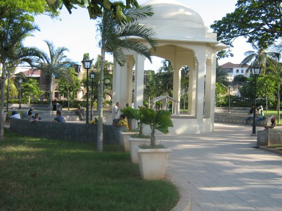 Zanzibar City, Τανζανία: Forodhani Garden Stone Town