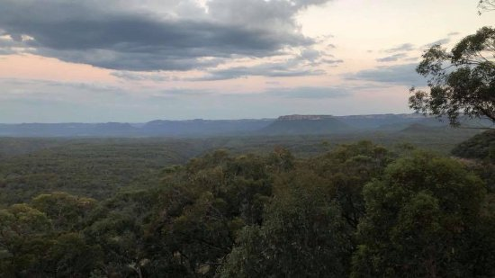 Capertee, Australia: Lookout