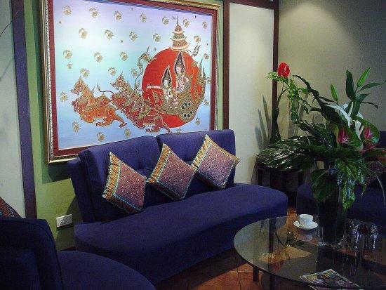 Boonsiri Place Hotel Bangkok: Lobby hotel