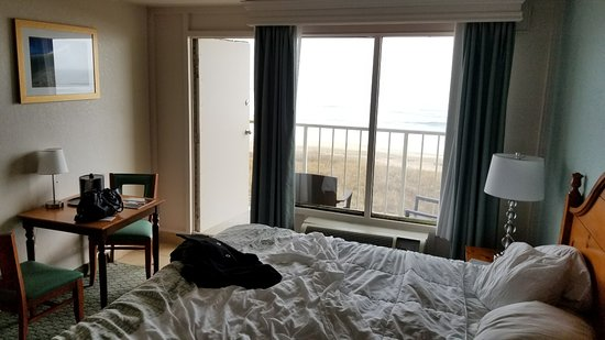 Ramada Plaza by Wyndham Nags Head Oceanfront: Ocean view