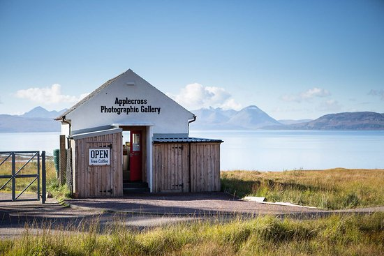 ‪Applecross Photographic Gallery‬