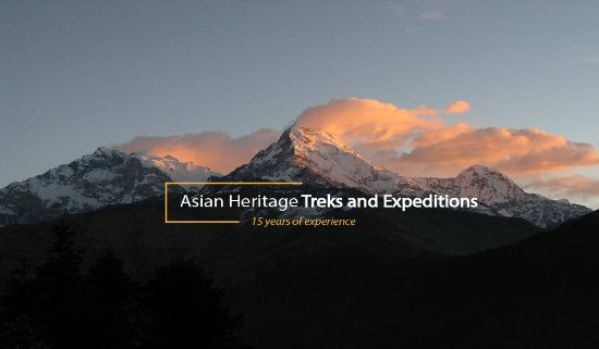 Asian Heritage Treks and Expeditions