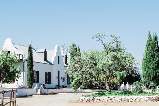 Great overnight spot halfway between Cape Town and