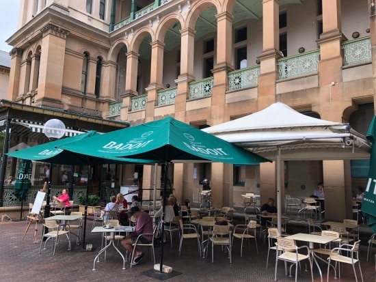 Restaurants Near  Macquarie Street Sydney