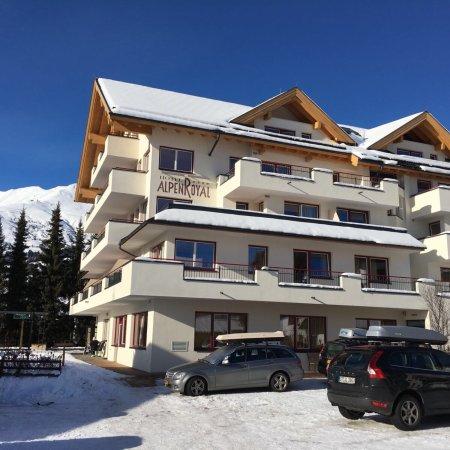 Hotel Alpenroyal Fiss Bewertung