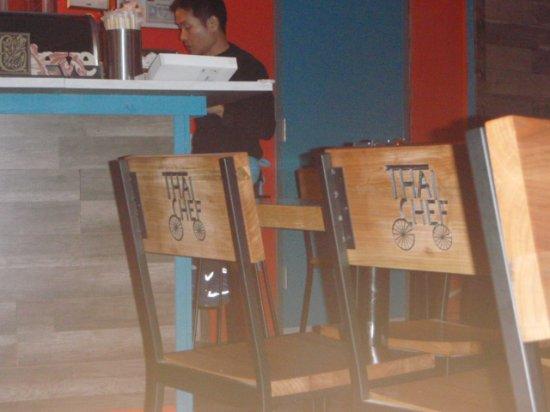 Thai Restaurants On Th Street Nw Dc