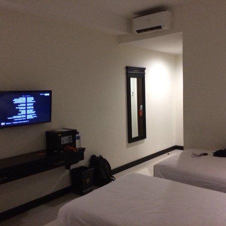 Hotelnya lumayan