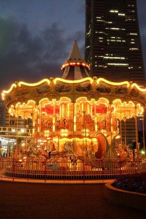 Restaurants At Top Of Hotels In Yokohama Japan