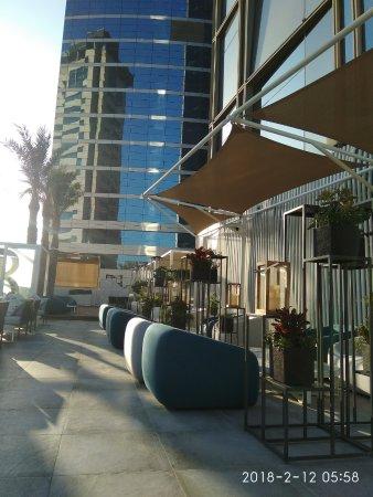 Media One Hotel Dubai Foto