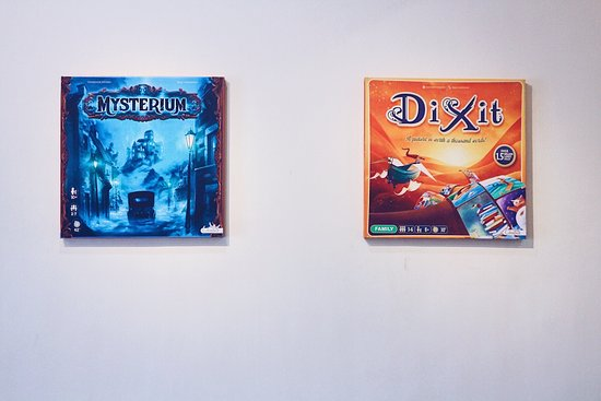 Case Blue Board Game : Board game picture of common waves board game cafe melaka