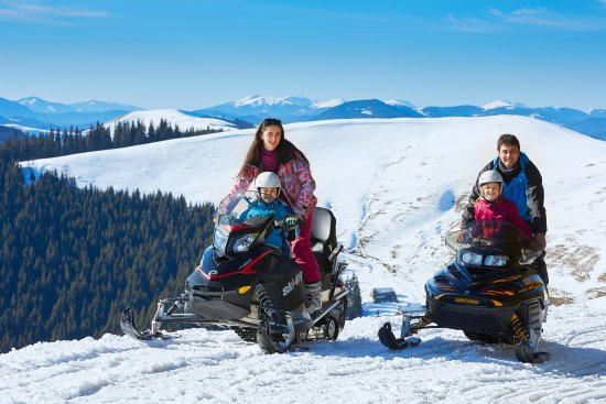 Bukovel Center ATV & Snowmobiles Rentals