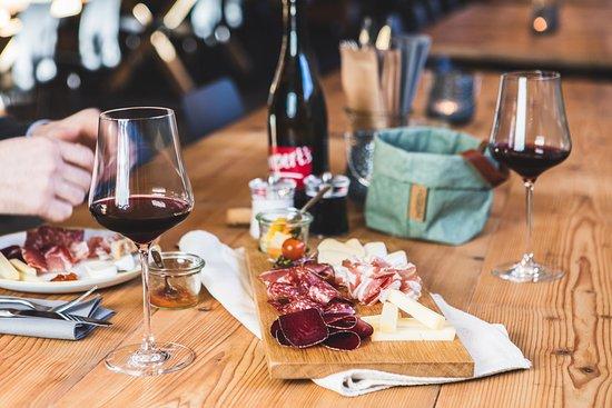 Maienfeld, Suiza: Wein und Kulinarik.
