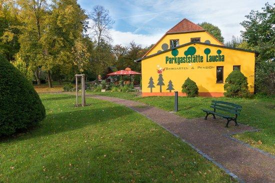 Parkgaststatte Laucha: Park