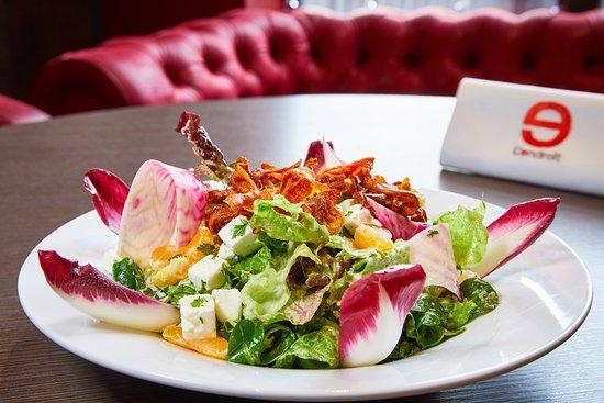 L'endroit - Lyon Vaise: salade du menu du jour