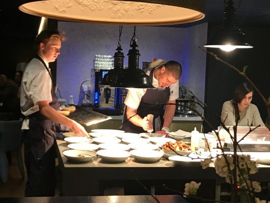 Andaz Amsterdam Prinsengracht: Chef's table