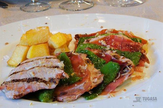 إل الميندرال: Gastronomía