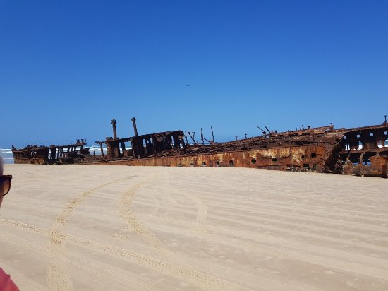 Aussie Trax Fraser Island Review
