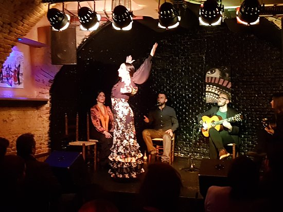 Seeing..  Sara Nieto amazing flamenco dancer !
