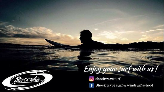 El Cotillo, Spain: ENJOY YOUR SURF WITH US!