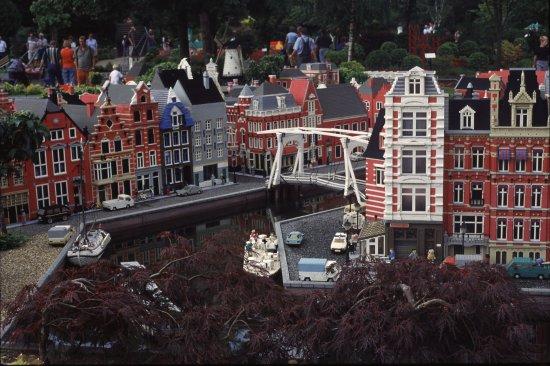 Legoland Billund : città2