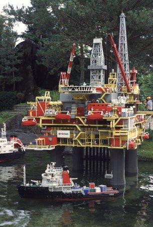 Legoland Billund : piattaforma