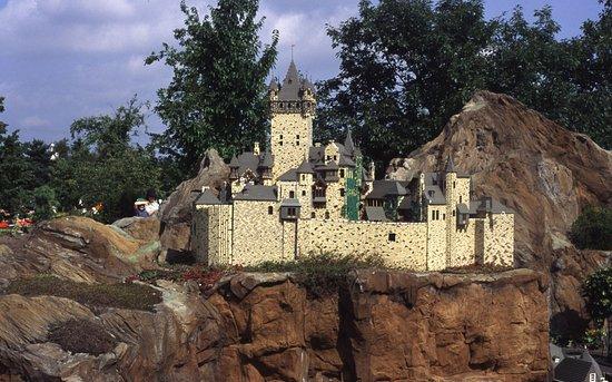 Legoland Billund : castello