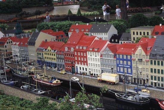 Legoland Billund : città3
