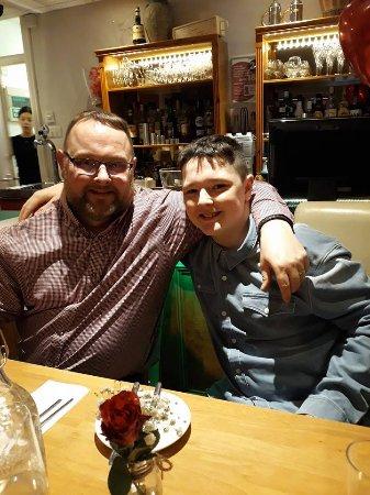 Woburn Sands, UK: Family time