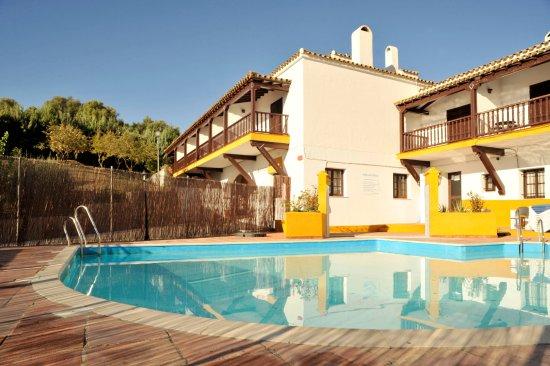 Hotel Las Truchas: Piscina