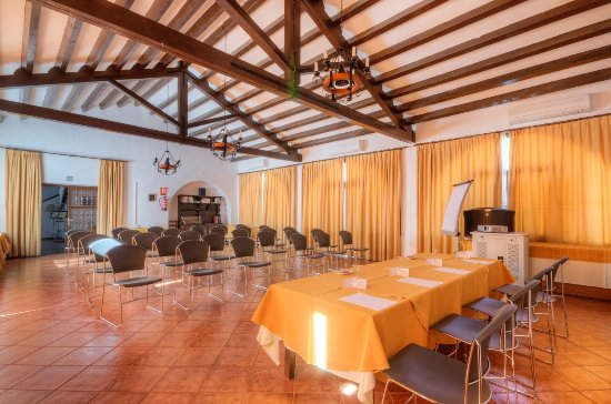 Hotel Las Truchas: Sala