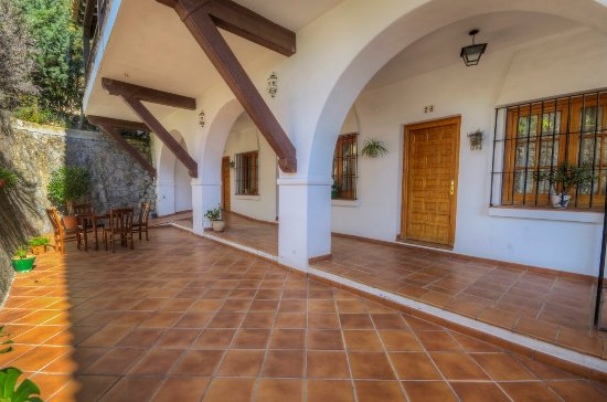 Hotel Las Truchas: Hotel