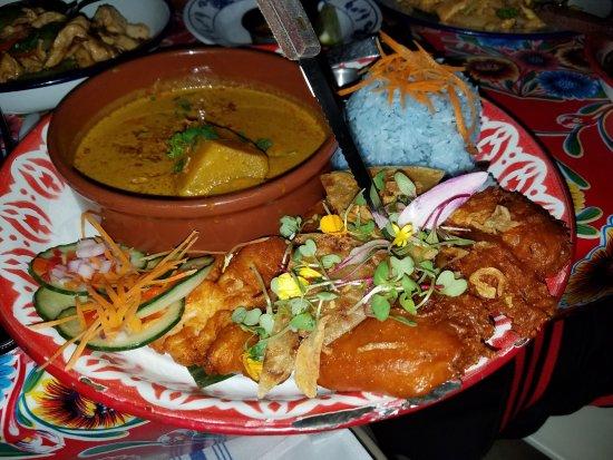 Fried Chicken Picture Of Farmhouse Kitchen Thai Cuisine