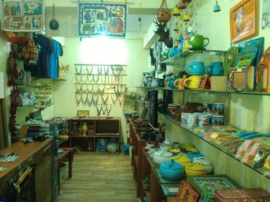 Patan (Lalitpur), Nepal: Kat-handicrafts Outlet at Jhamsikhel, Sanepa