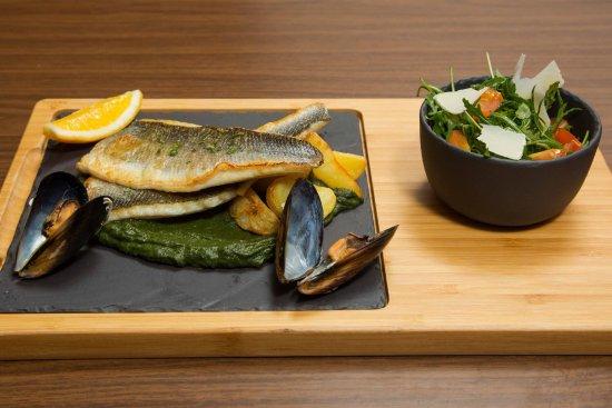 Община Бар, Черногория: Sea Bass Filet