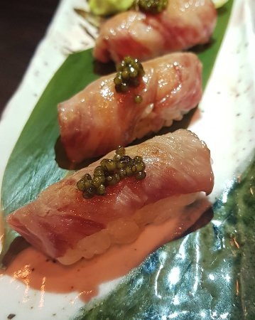 Province of Milan, Italie : Wagyu and Caviar