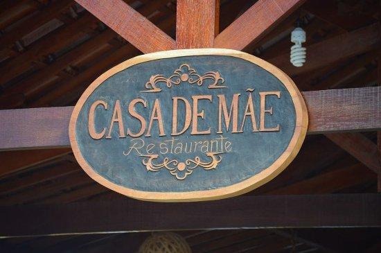 Buenos Aires, PE: Casa de Mãe Restaurante.