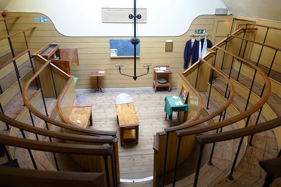 Old Operating Theatre: Операционный зал