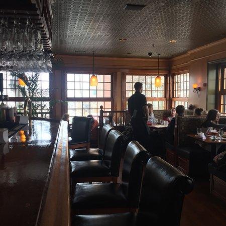 Red Parrot Restaurant Newport Rhode Island